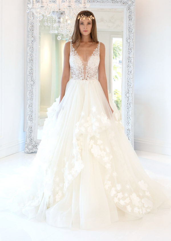 WEDDING DRESS DOLCE 3263