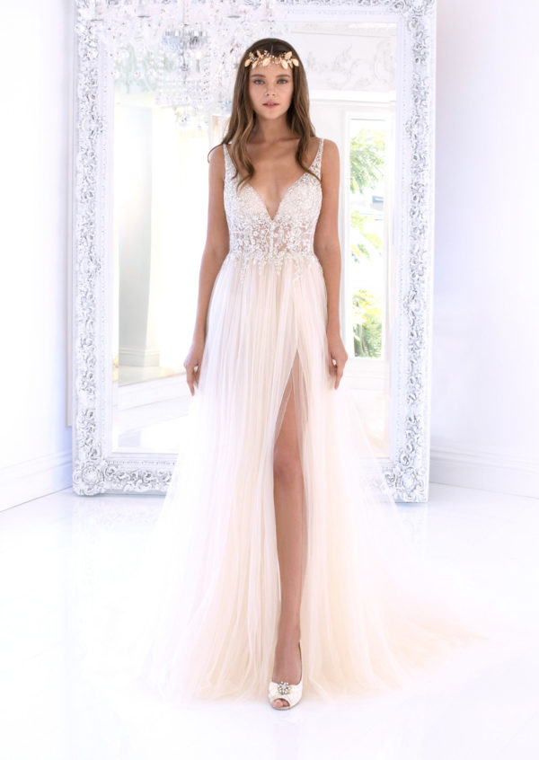 WEDDING DRESS LUNA 3270