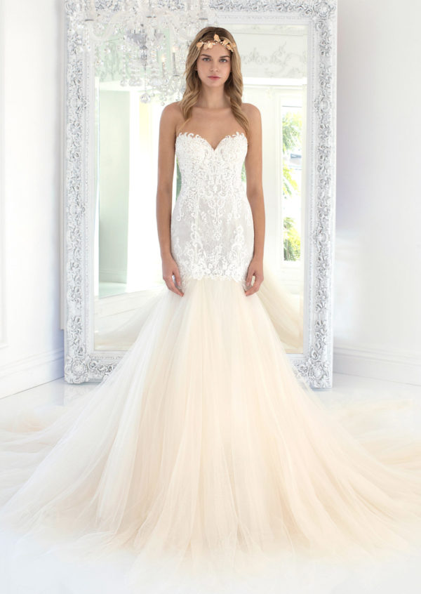 WEDDING DRESS RHEMY 3276