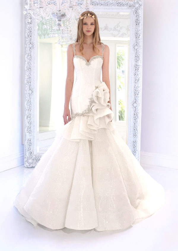 WEDDING DRESS KRYSTALLE 3280