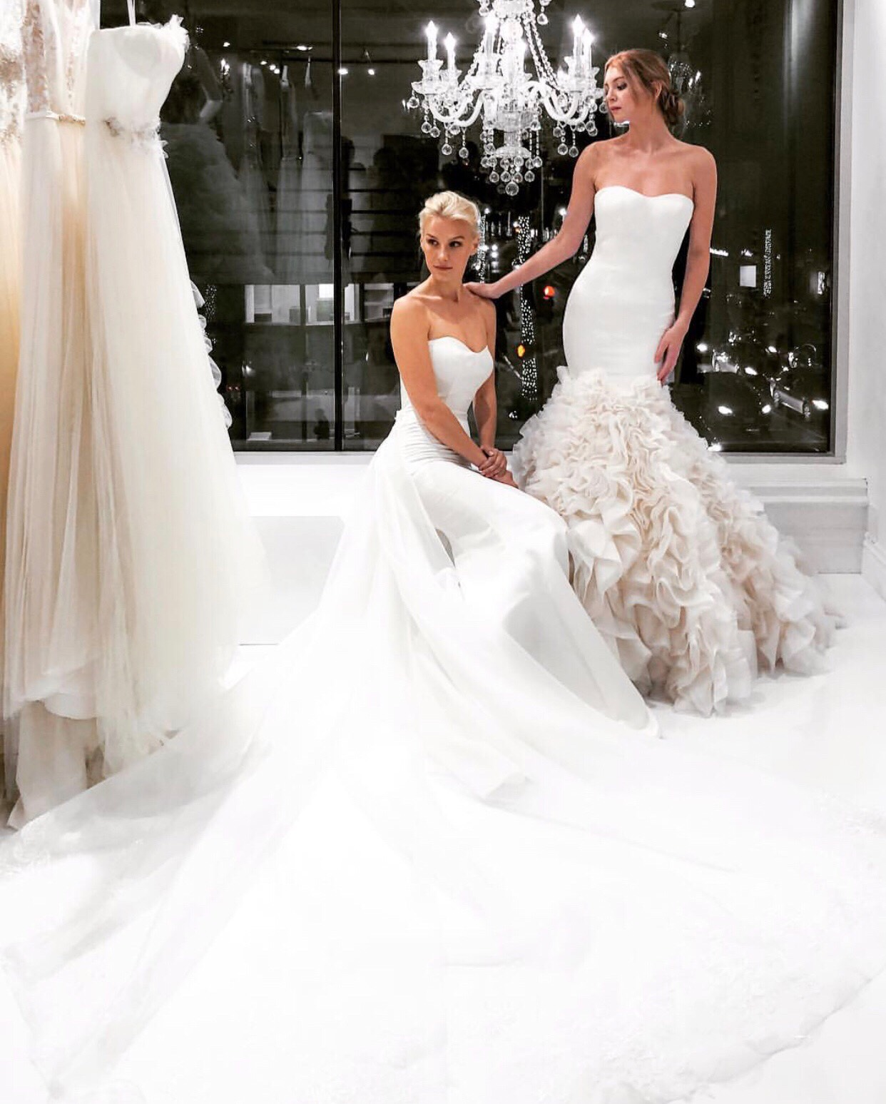 high end bridal gowns
