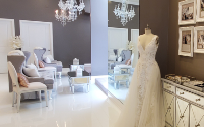 Winnie Couture Unveils Newest Bridal Dreamland in San Francisco