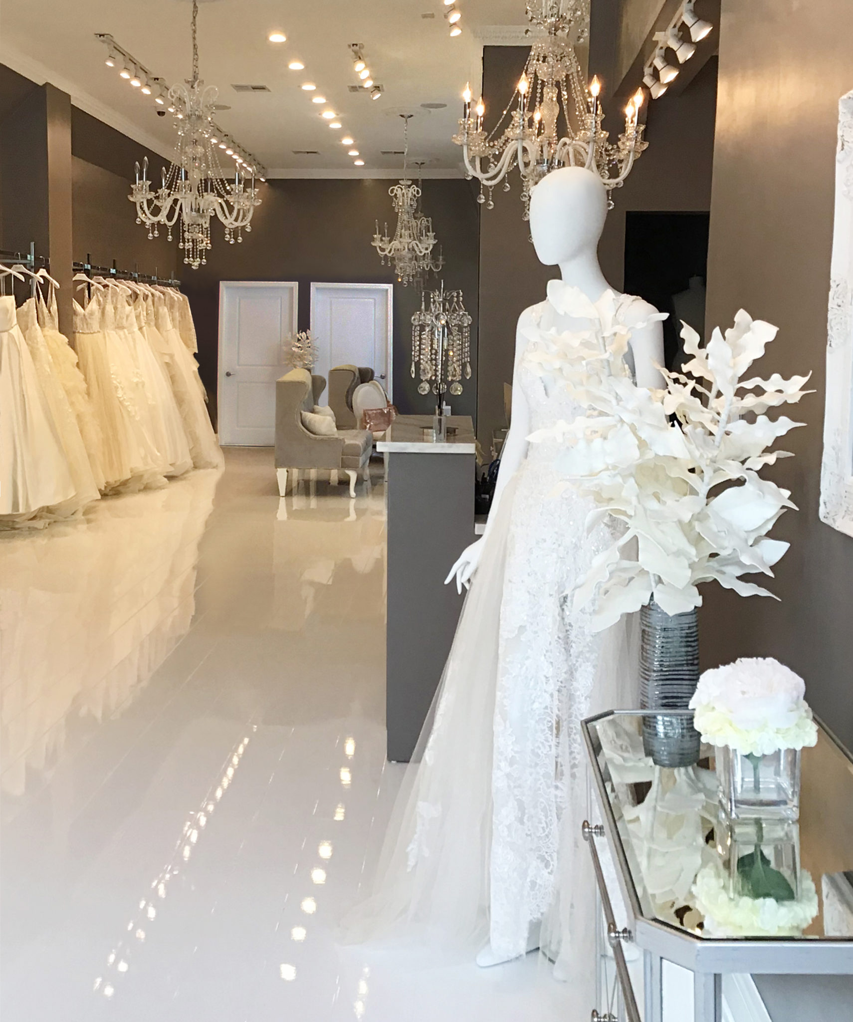 Beverly Hills Wedding Dress store